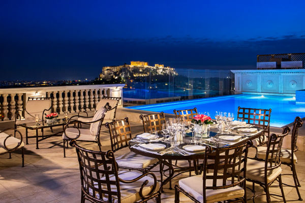 Best Category 5 Starwood Hotels King George Hotel Athens
