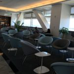 Air France KLM Lounge at San Francisco International Airport