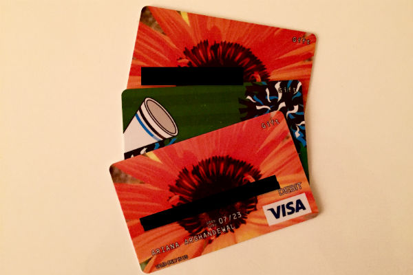 With the lower cash back rate, should you continue buying Visa gift cards from Giftcards.com?