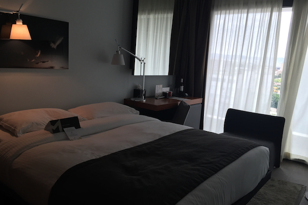 Superior Room at The Met Hotel Thessaloniki