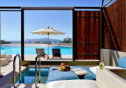 Transfer SPG to Marriott to book Domes Noruz Chania Resort