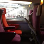 Taking the TGV Train From Charles de Gaulle Airport to Calais
