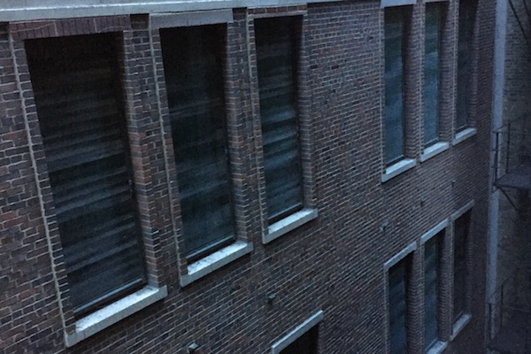 Hyatt Place Chicago Downtown The Loop brick wall view