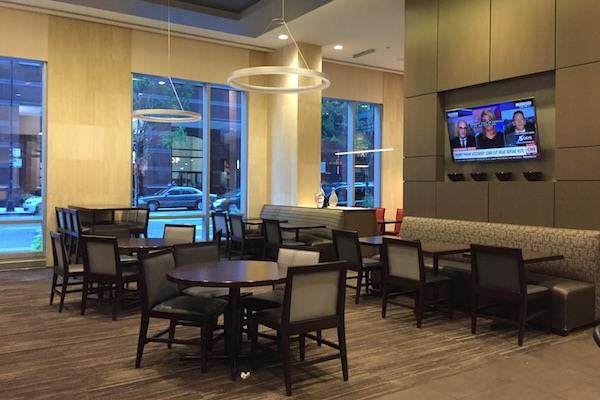 Hyatt Place Chicago Downtown The Loop dining room