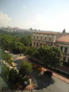 Grand Hyatt Istanbul Club Room View