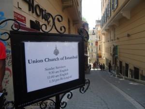 Union Church of Istanbul