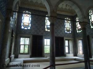 Library of Ahmed III Topkapi Palace