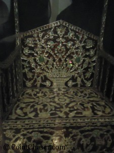 Ottoman Throne Topkapi Palace