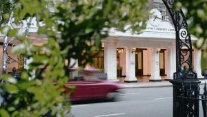 Best Hyatt Redemptions Hyatt Regency London - The Churchill