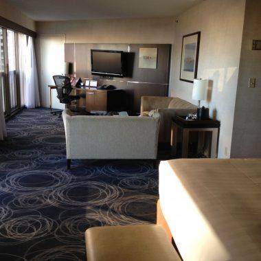 Hyatt Regency San Francisco Embarcadero Suite