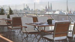Park Hyatt Ararat Moscow Conservatory Lounge & Bar Terrace