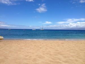 West Maui Parasailing Kaanapali Beach