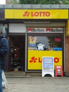 Lotto Totto in Hamburg