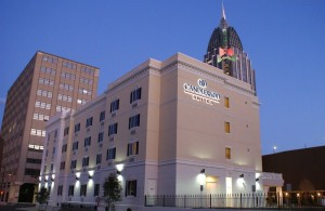 Best IHG Rewards Club Hotel Redemptions Candlewood Suites Mobile-Downtown