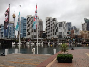 Sydney's Darling Harbour