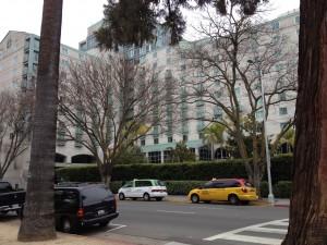 Hyatt Regency Sacramento Exterior