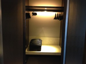 Park Hyatt Sydney King Opera Room Closet Unit
