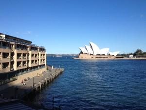 Park Hyatt Sydney Opera House View