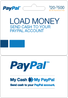 Paypal Reload Card