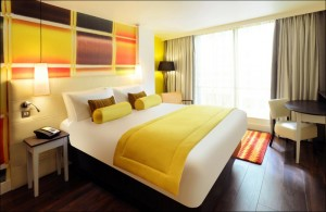 Hotel Indigo Liverpool Double Room IHG Rewards Club