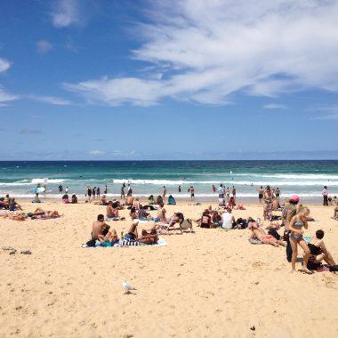 Manly Beach New South Wales Sydney Australia