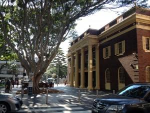 Manly Minicipal Council Building Sydney