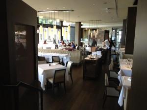 Park Hyatt Sydney The Living Room dining area