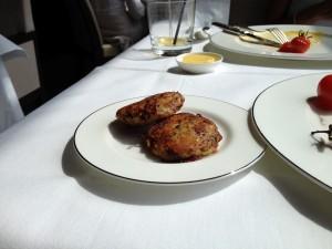 Park Hyatt Sydney The Living Room Breakfast Corned Beef Hash