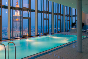 Intercontinental Warsaw Pool