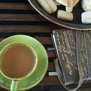 Bali coffee at Villa Bulung Daya