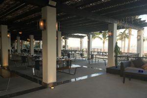 Italian Restaurant Zafiro at Hyatt Ziva Los Cabos