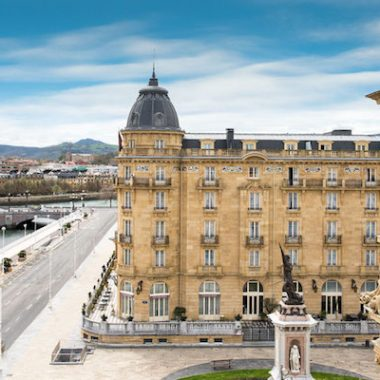 Best Category 6 SPG Hotel Maria Cristina San Sebastian