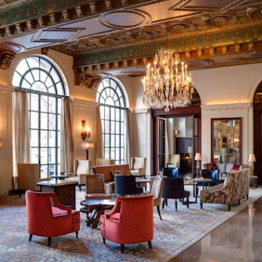 Best Category 6 SPG Hotel St. Regis Washington, D.C.