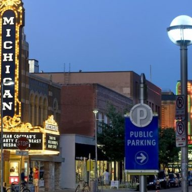 Ann Arbor Michigan