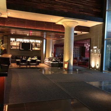 Kimpton Ink48 NYC Hotel Lobby