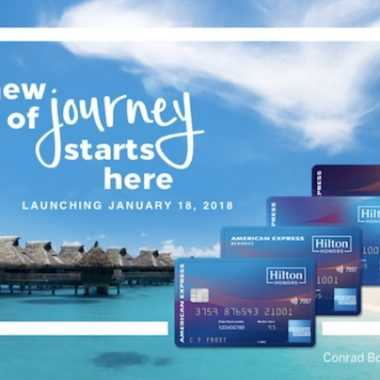Citi Hilton Honors Cards Converting to American Express on January 30, 2018