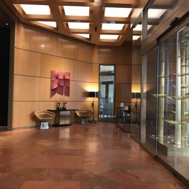 Conrad Chicago Review Hotel Entrance