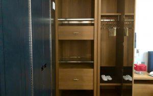 Andaz 5th Avenue Suite Review Closet Space