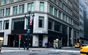 Andaz 5th Avenue Hotel Exterior