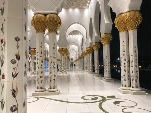 Sheikh Zayed Mosque Abu Dhabi Overrated